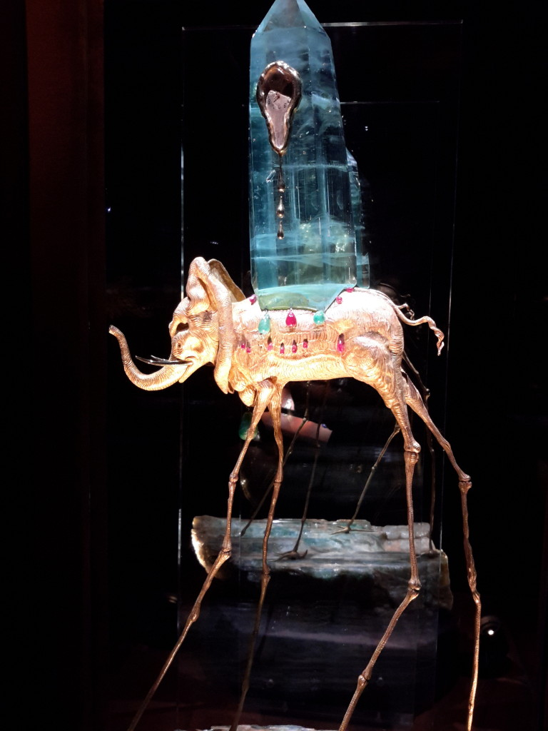 Museo Dalí Joyas, en Figueres, Girona.