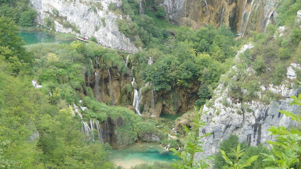 Lagos de Plitvice, Croacia.