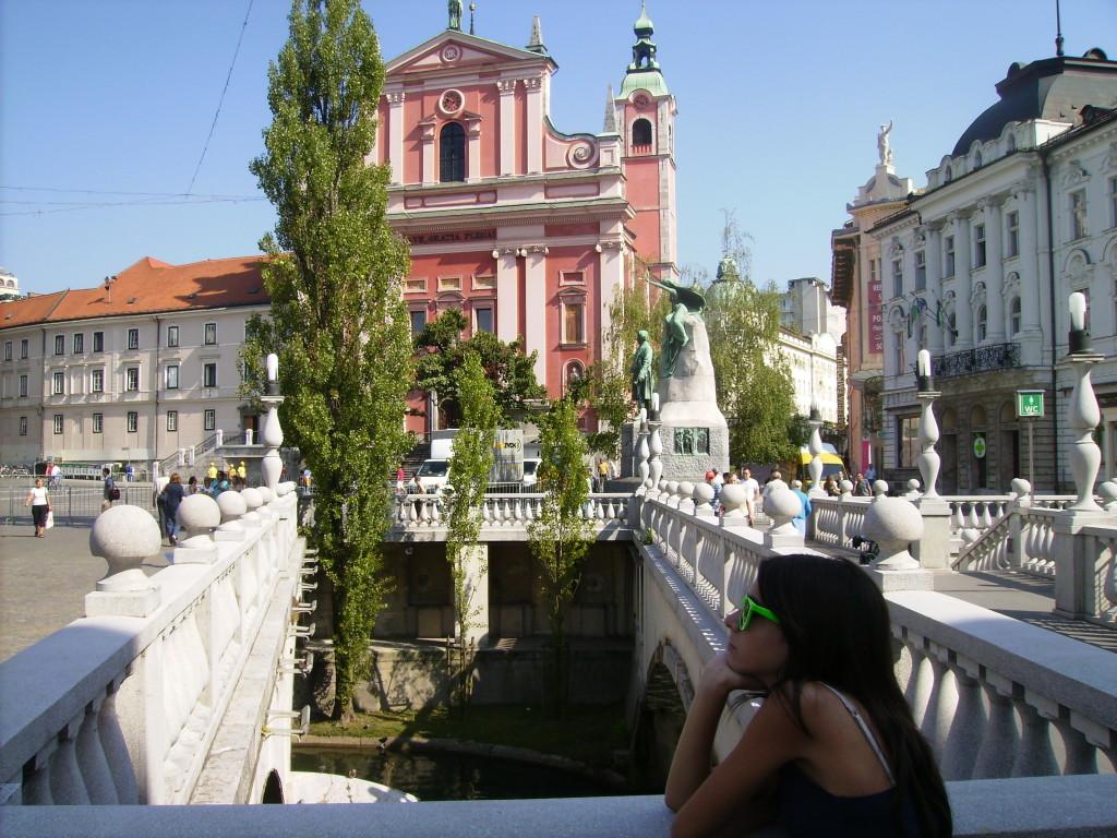Ljubljana, Eslovenia.