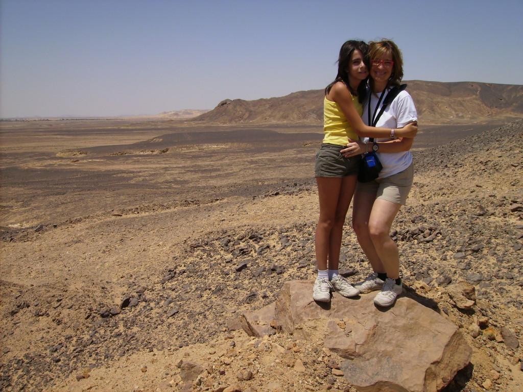 Camino del Desierto Blanco...