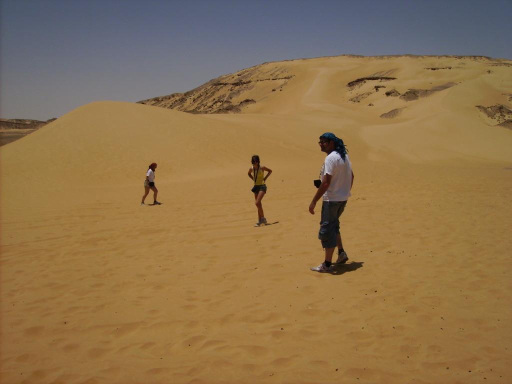 Desierto Egipto