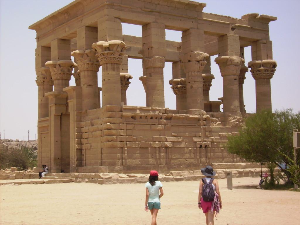 Templo de Philae.