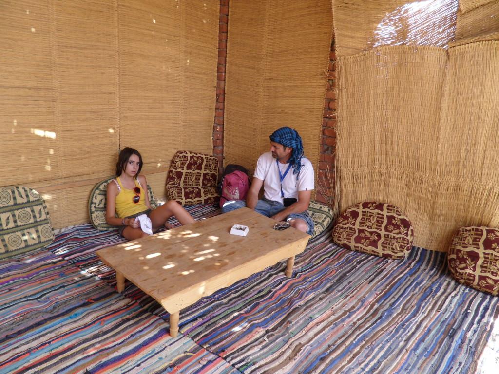 Poblado beduíno