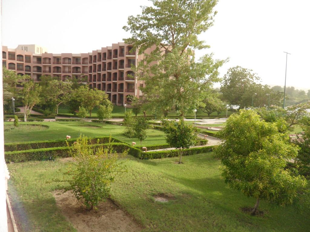 Hotel Pyramisa Aswan.