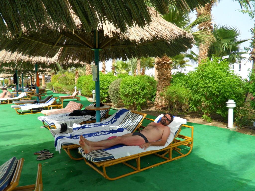 Relax en el Hotel Marítim Jolie Ville Golf Resort.