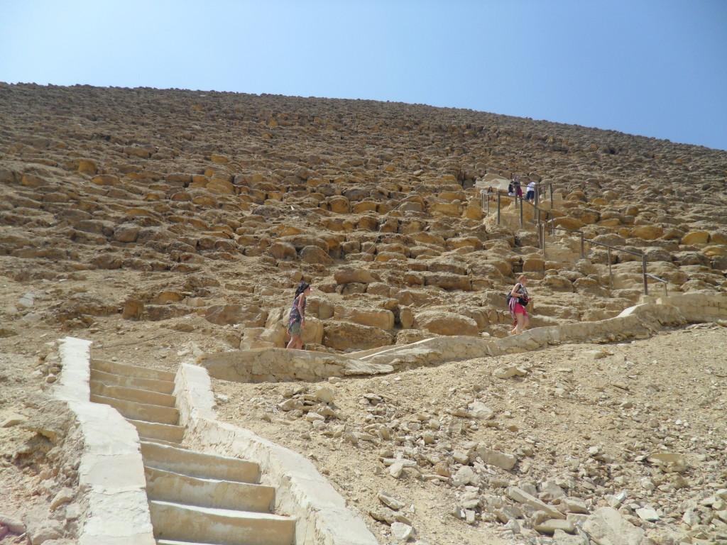 Pirámide de Dahshur.