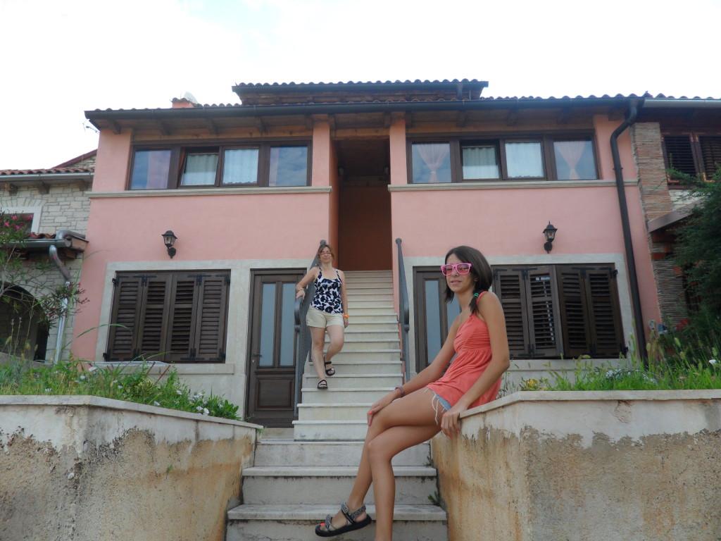 Apartamento en Rovinj, Croacia.