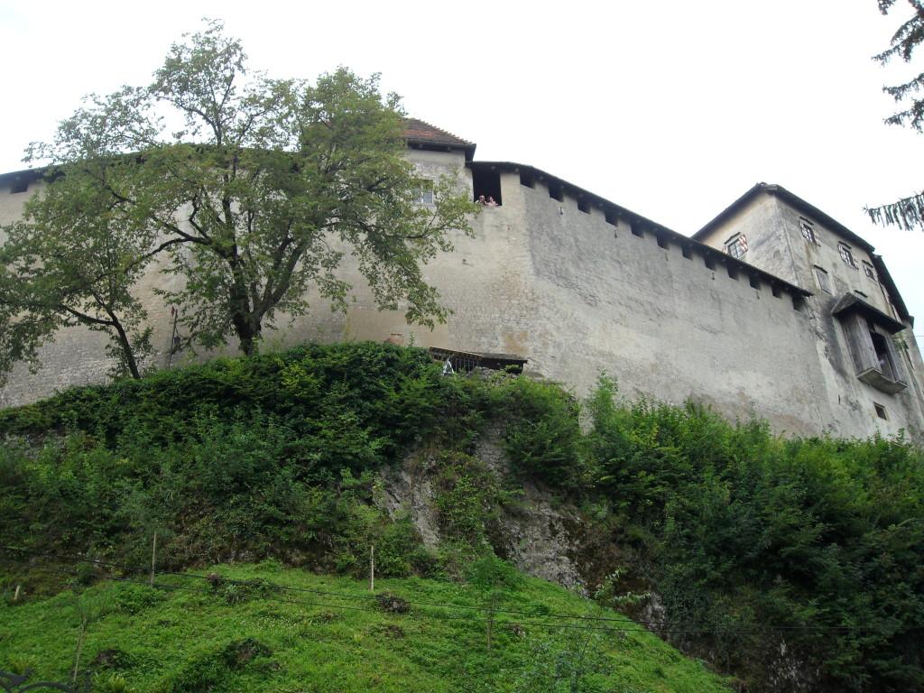 Castillo Bled, Eslovenia.