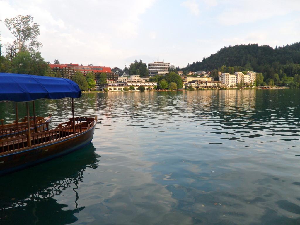 Lago Bled, Eslovenia.