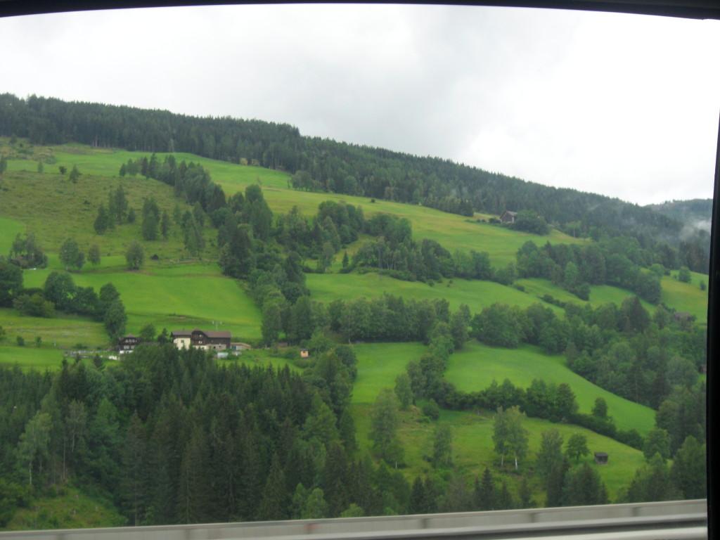 Paisaje de Austria...