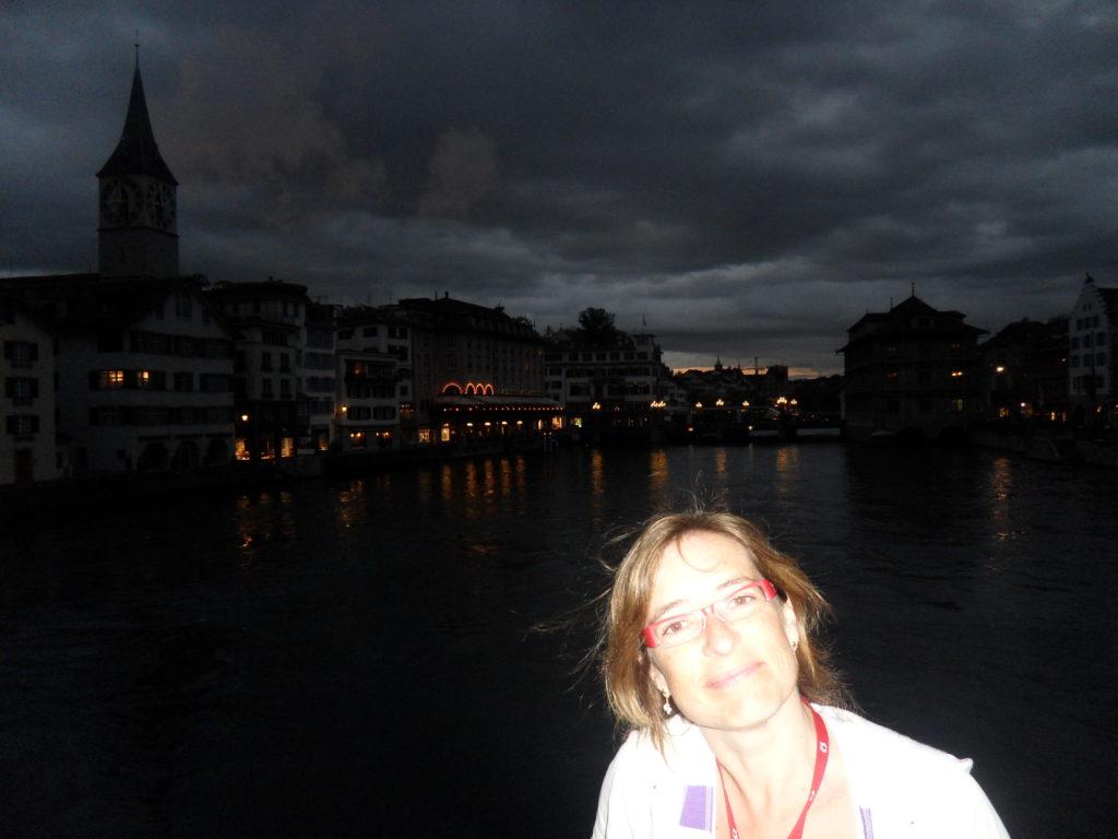 Zurich de noche...