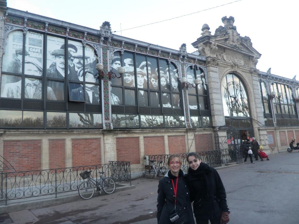 Mercado de Narbona.