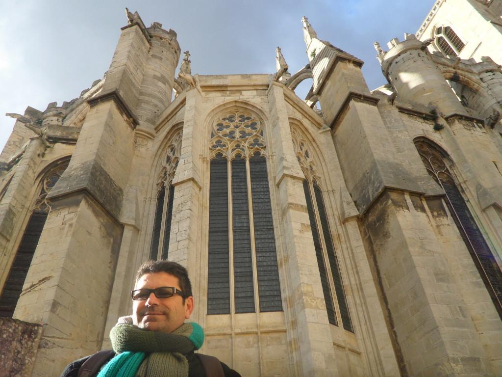 Catedral de Narbona.