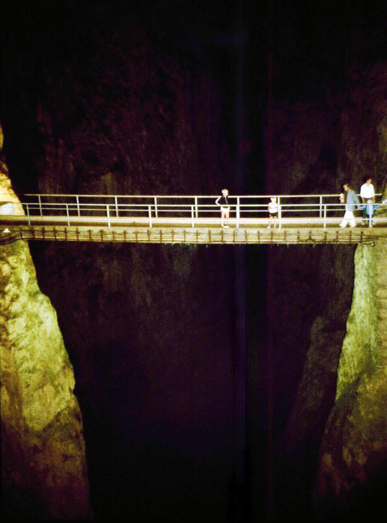 Skocjan puente