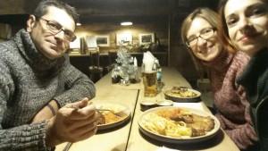 Restaurant Chata, Cracovia.