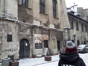 Barrio judío, Cracovia.