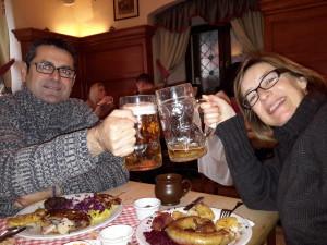 Restaurante Podwale 25, en Varsovia.