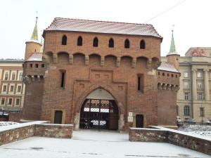 La Barbacana, Cracovia.