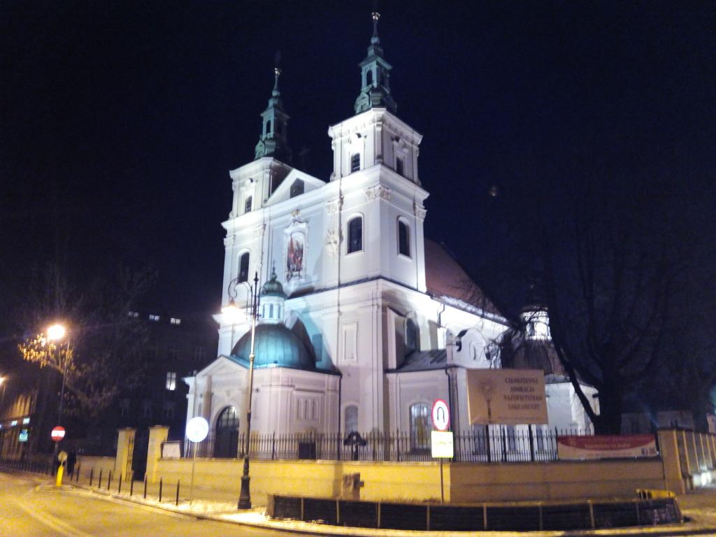 Basílica Floriana, Cracovia.