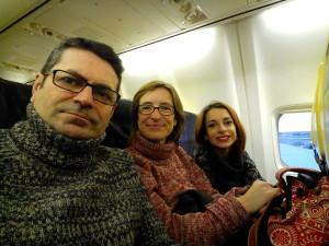 Avión Ryanair a Varsovia