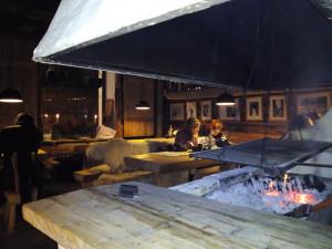Restaurante Chata en Cracovia