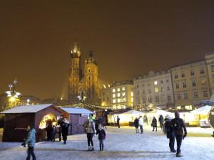 Stare Miasto, Cracovia.