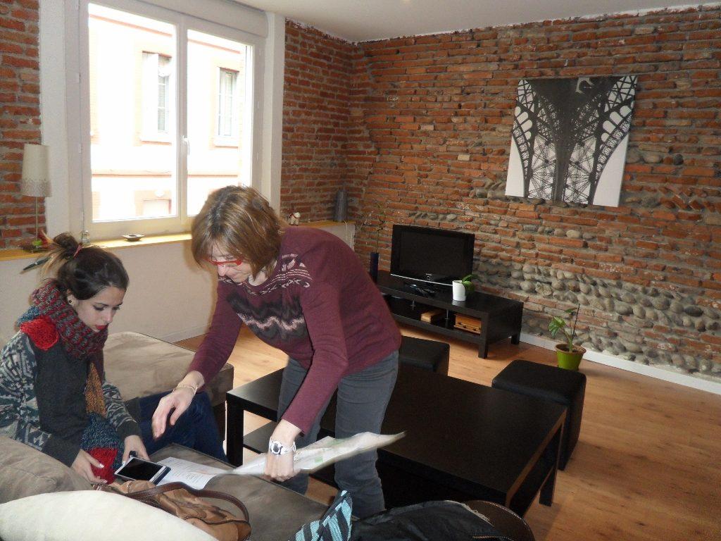 Nuestro apartamento en Toulouse, Francia