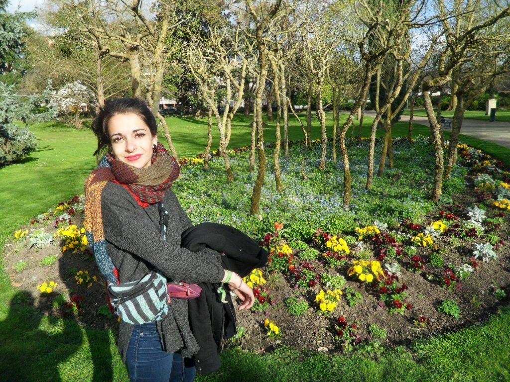 Jardín Botánico de Toulouse, Francia.