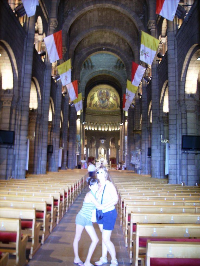 Catedral de Mónaco.