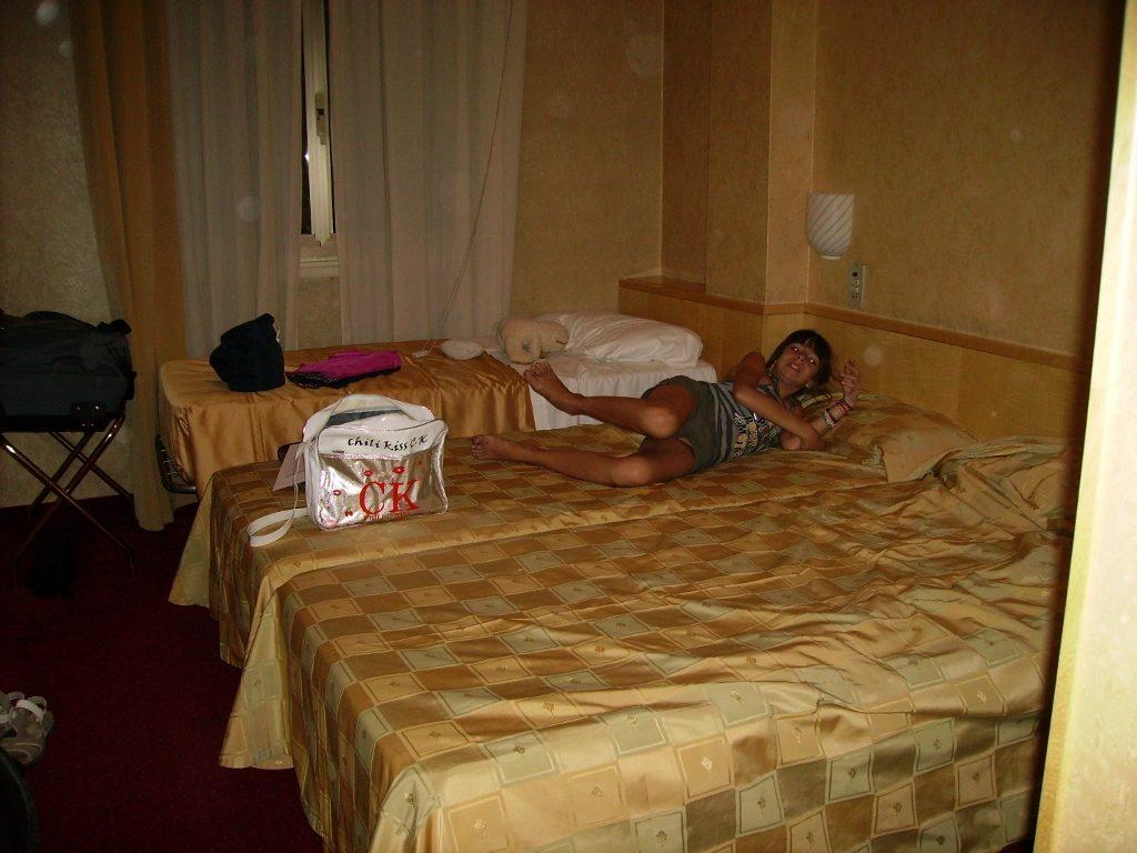Nuestro Hotel en Milán...