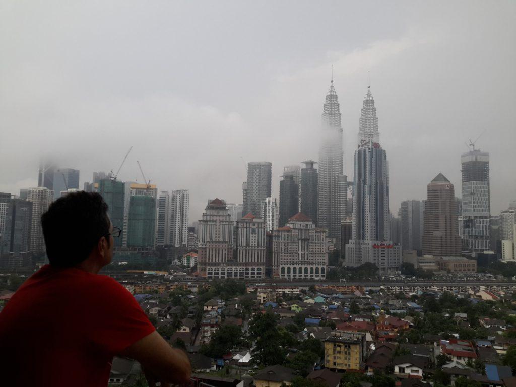 Apartamento en Kuala Lumpur, Malasia.