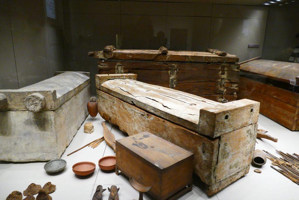 Museo Egipcio de Turín.