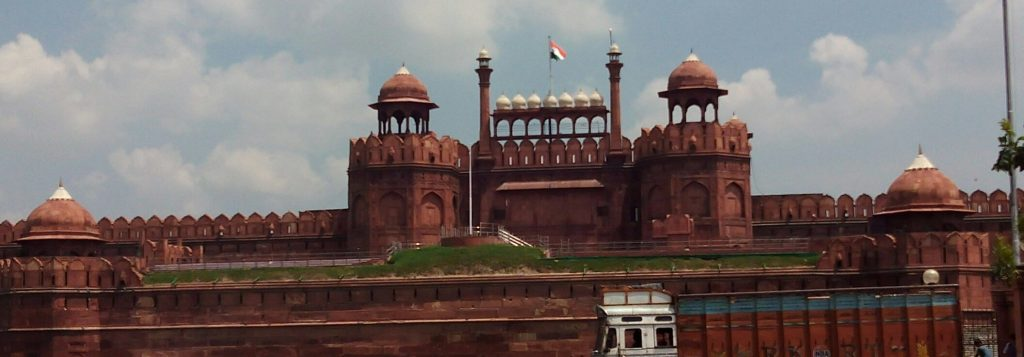 Fuerte Rojo, Delhi.