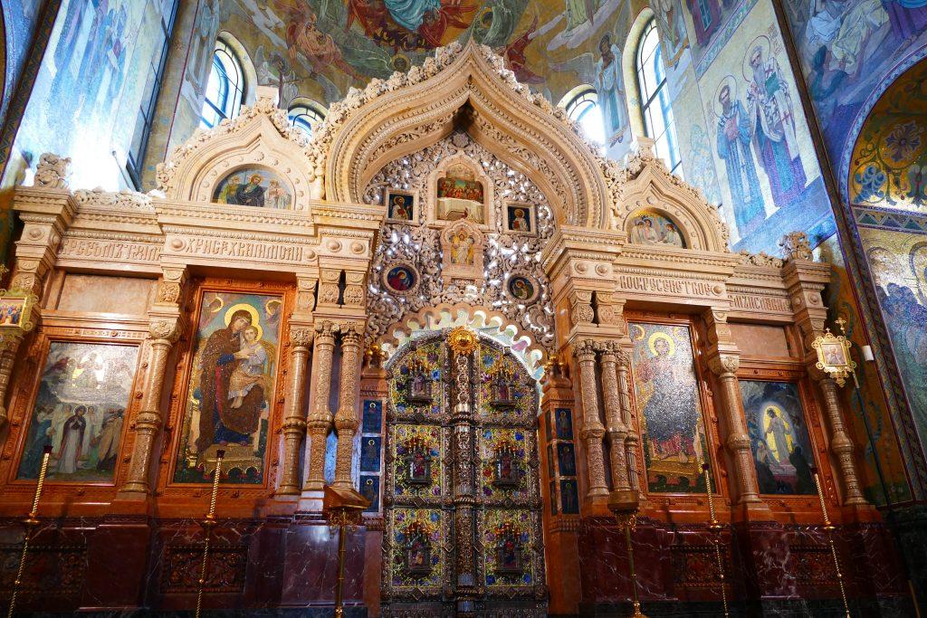 Iglesia de la Sangre Derramada