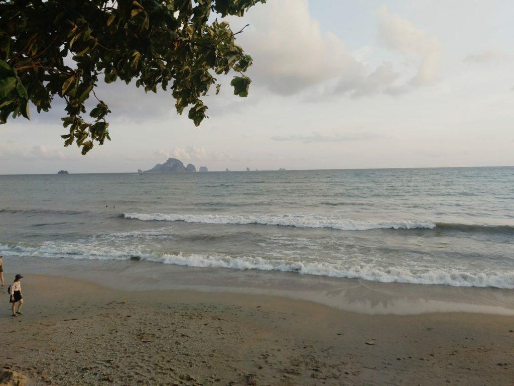 arribada a Krabi