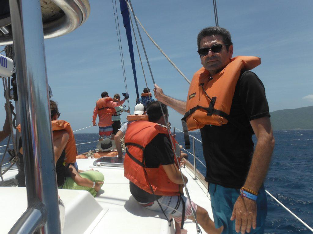 Parque Tayrona en barco