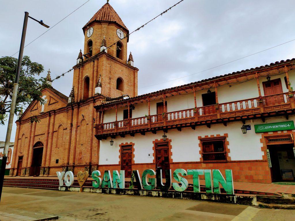 San Agustín, Colombia.