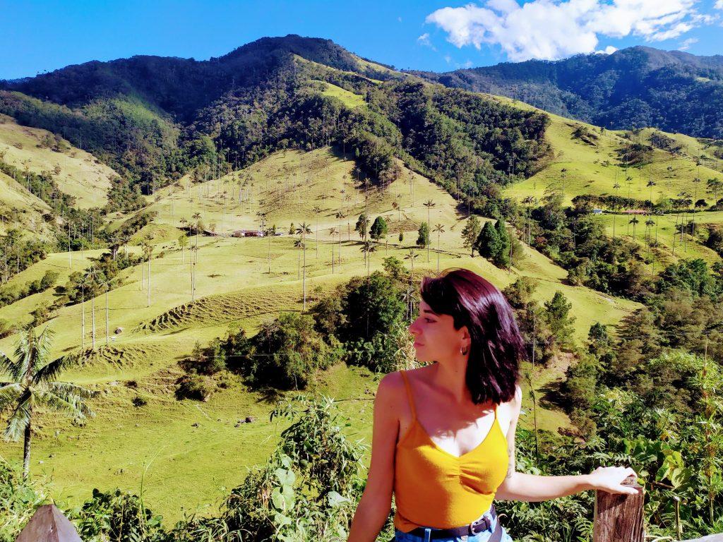 Valle del Cócora, Colombia.