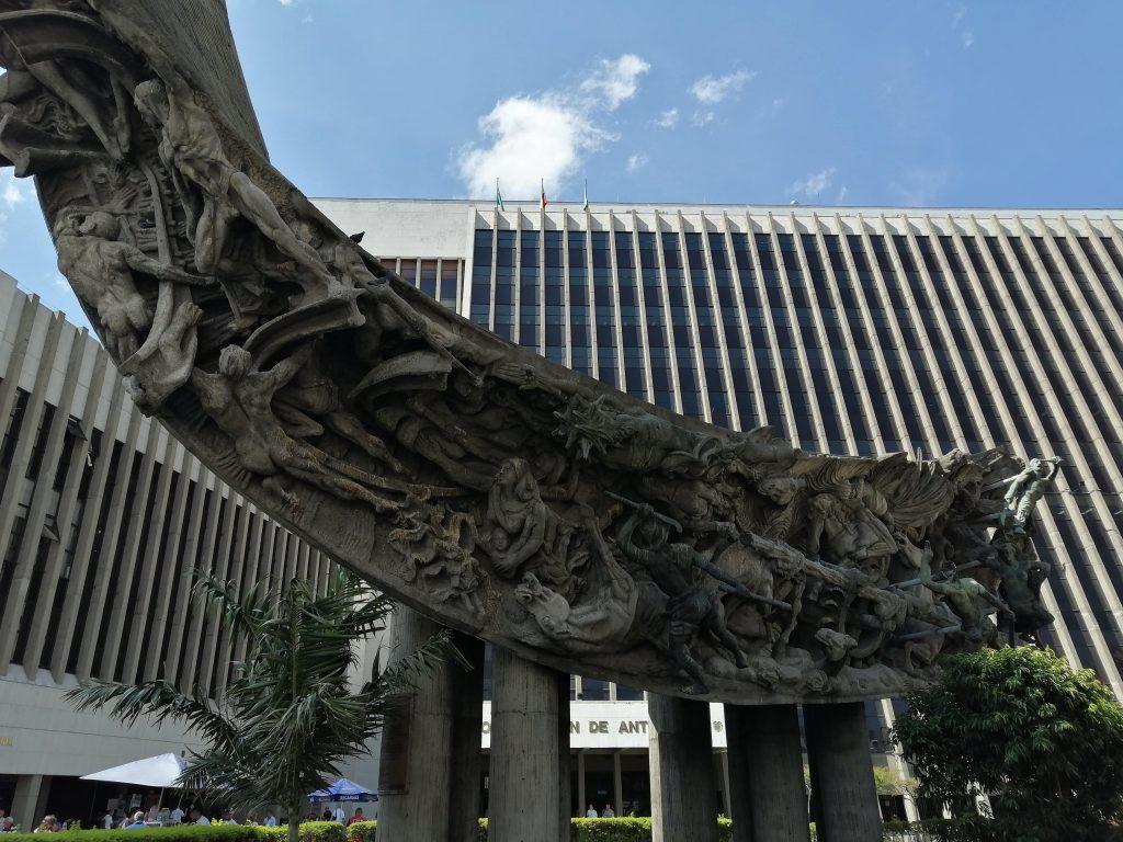 Centro histórico de Medellín