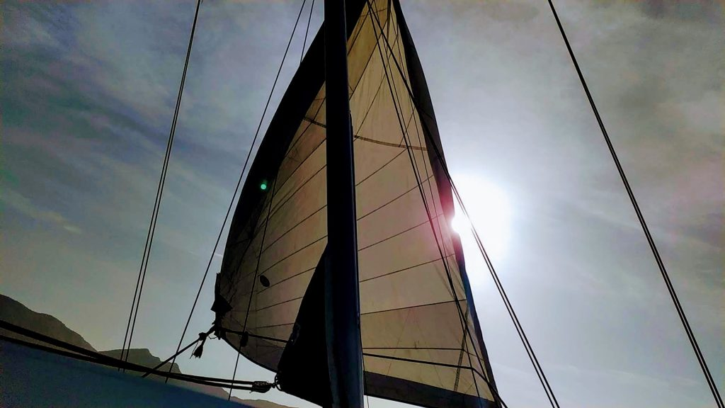 Paseo en barco del parque Tayrona.