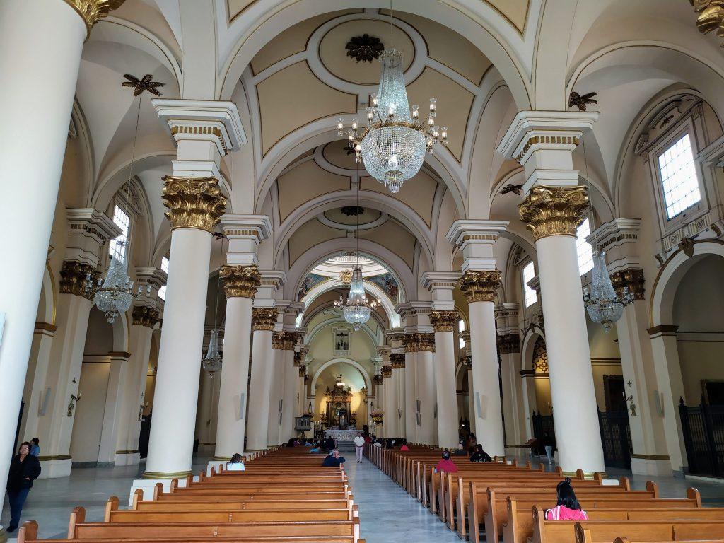 Catedral de Bogotá, Colombia.