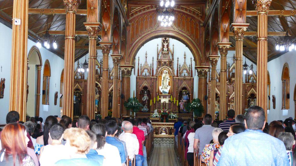 Catedral de Guatapé, Colombia.